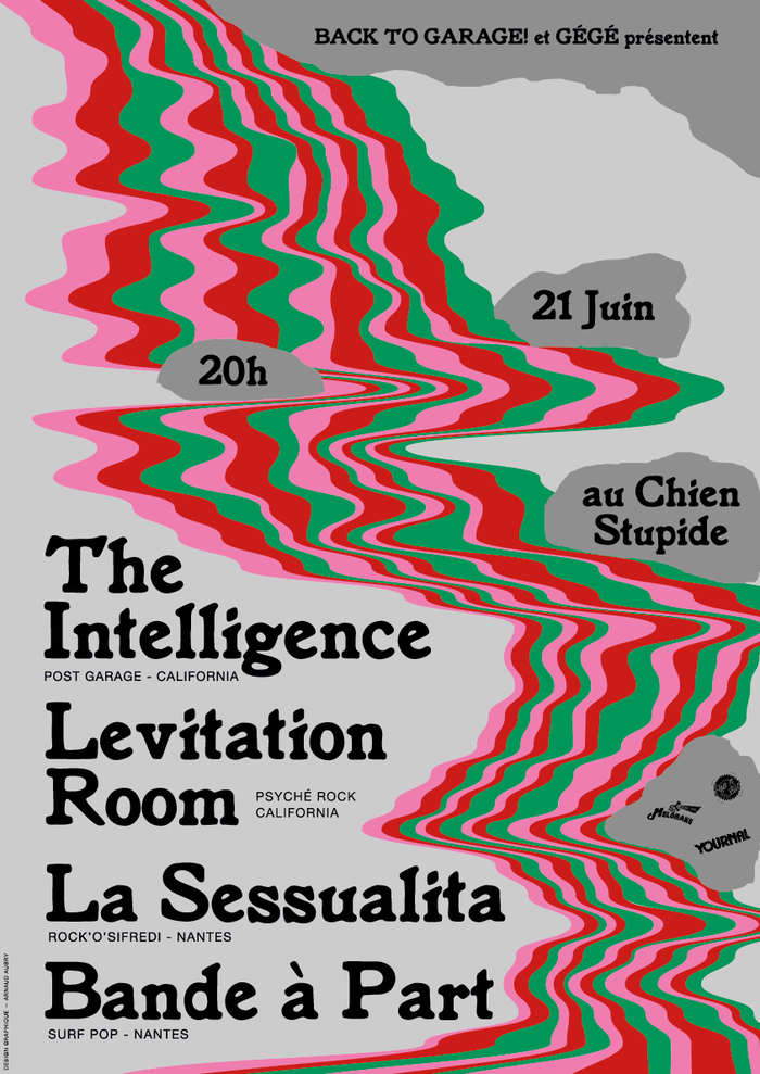 The Intelligence, Levitation Room, La Sessualita and Bande à Part 1