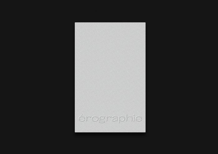 érographie 2