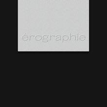 érographie
