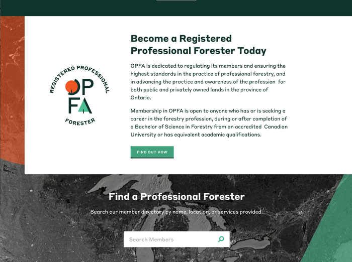 Ontario Professional Foresters Association (OPFA) 5