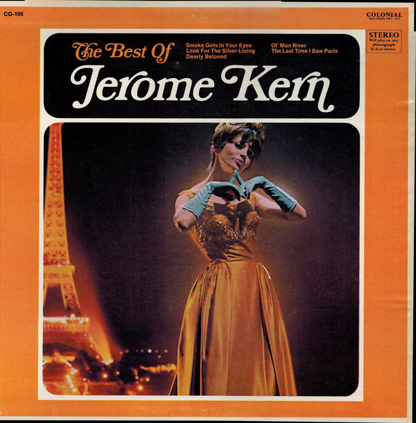 The Best Of Cole Porter / The Best Of Jerome Kern 2