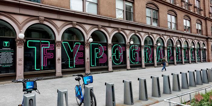 Typographics 2017 branding 4