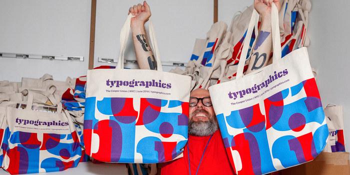 Typographics 2016 branding 3