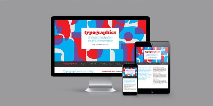 Typographics 2016 branding 5