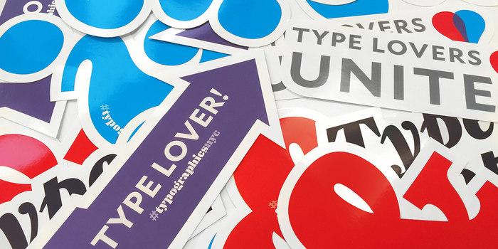 Typographics 2016 branding 8