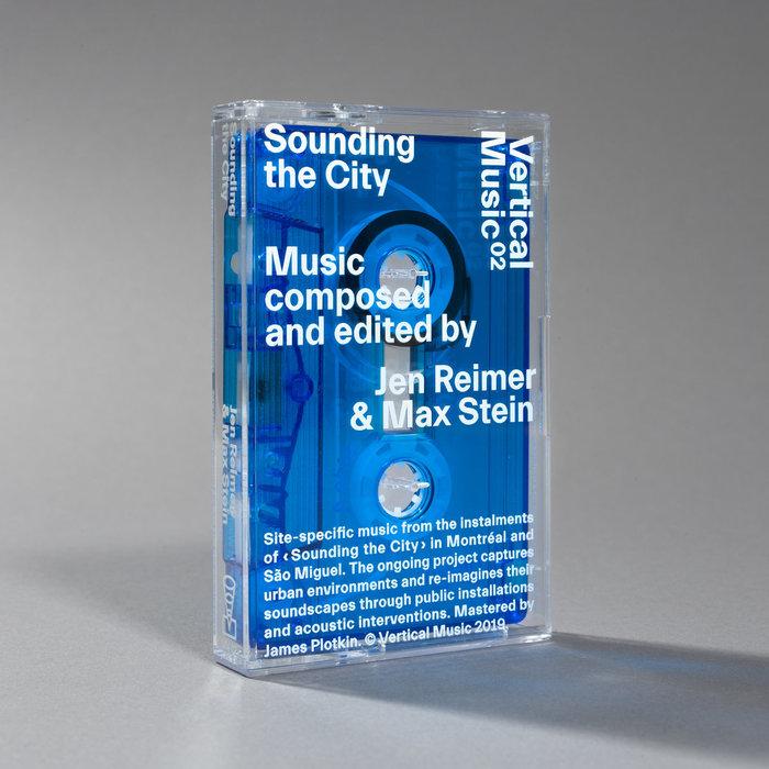 Vertical Music tape batch 01–03 3