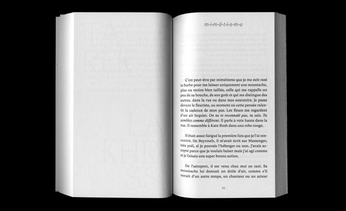Sur la page abandonnés, Vol. 3 4