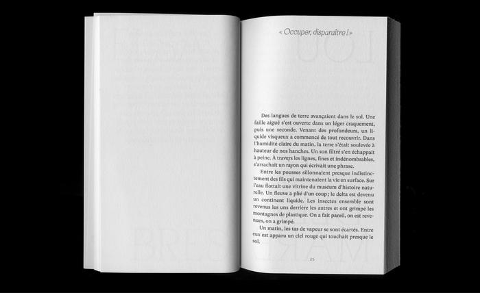 Sur la page abandonnés, Vol. 3 7
