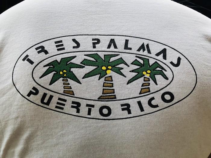 Logo on a shirt