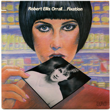 Robert Ellis Orrall – <cite>Fixation </cite>album art