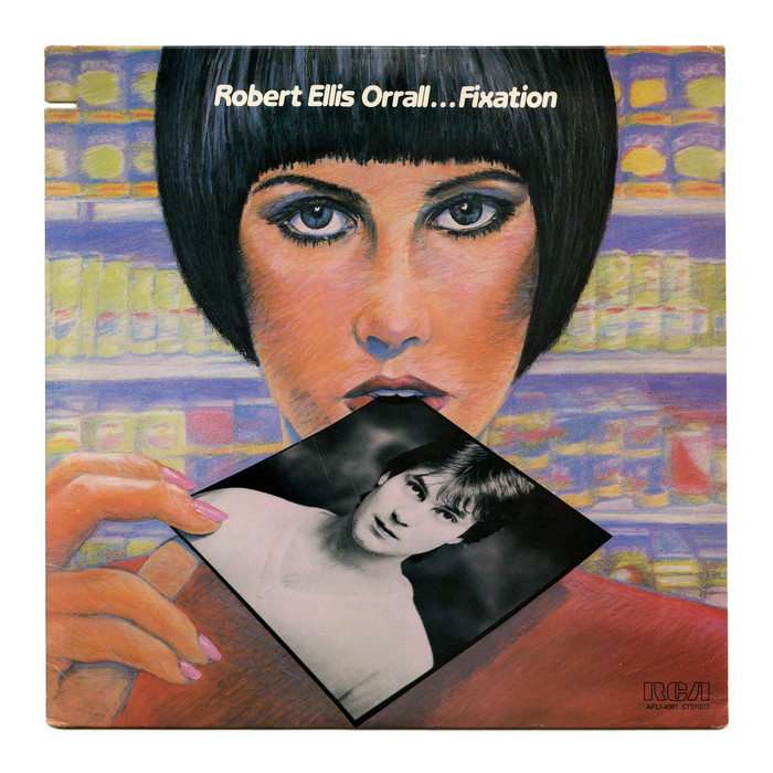 Robert Ellis Orrall – Fixation album art 1