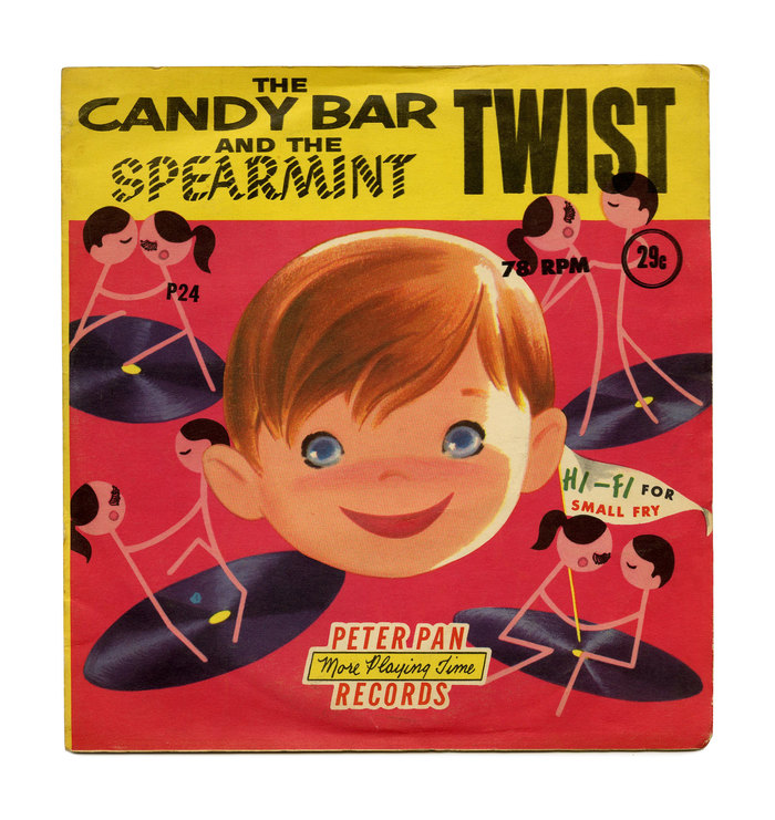 The Candy Bar And The Spearmint Twist