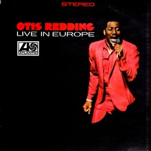 <cite>Live In Europe</cite> – Otis Redding