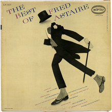 <cite>The Best Of Fred Astaire</cite>