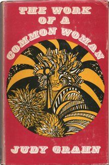 <cite>The Work of a Common Woman</cite> by Judy Grahn