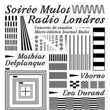 "Soirée Mulot / Radio Londres, Jardin<span class=""nbsp"">&nbsp;</span>C"