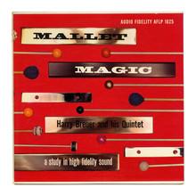<cite>Mallet Magic</cite> – Harry Breuer And His Quintet