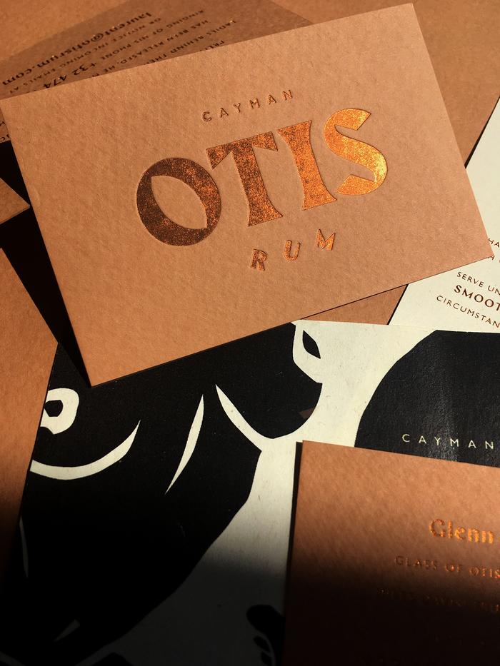 Otis rum 3