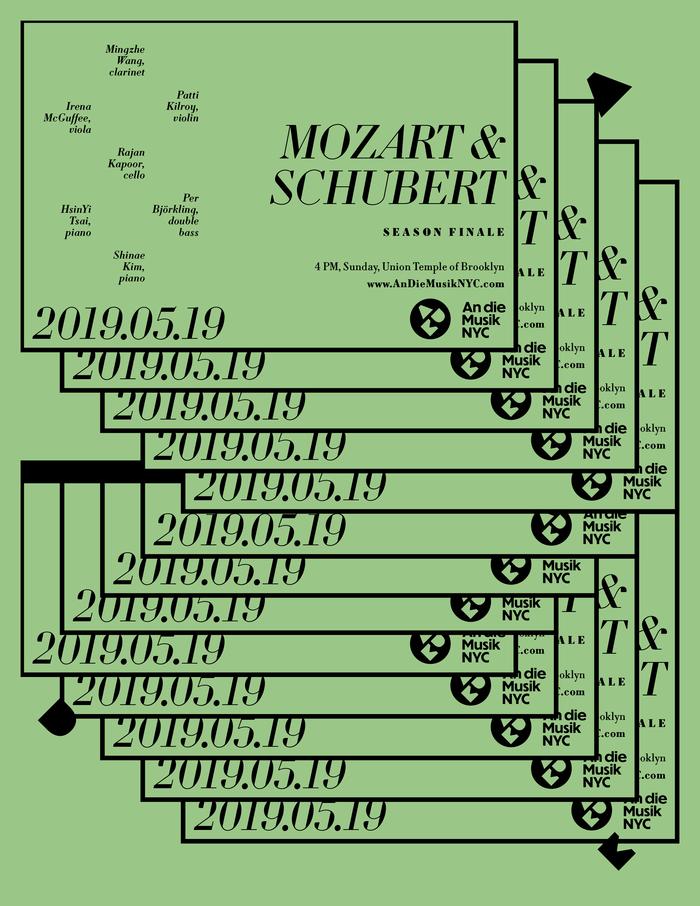 An die Musik NYC, 2018–19 season 17