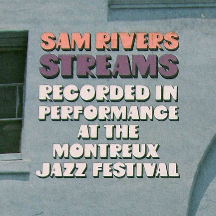 Sam Rivers – Streams album art 2