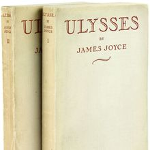 <cite>Ulysses </cite>by James Joyce, Odyssey Press (1932)