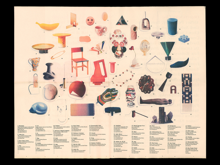 Objects with Love catalog (Biennale Interieur, Kortrijk) 2