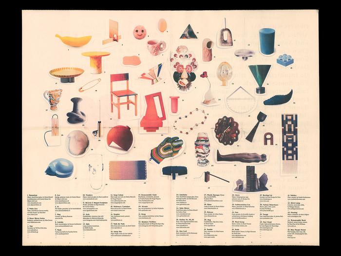 Objects with Love catalog (Biennale Interieur, Kortrijk) 2