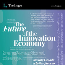 """The Future of the Innovation Economy"" ad, The<span class=""nbsp"">&nbsp;</span>Logic"