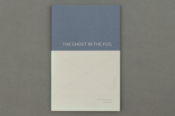 The Ghost in the Fog 1