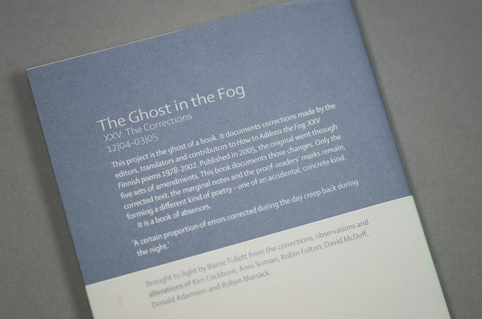 The Ghost in the Fog 8