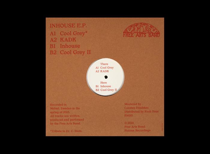 Inhouse EP – Free Arts Band 1