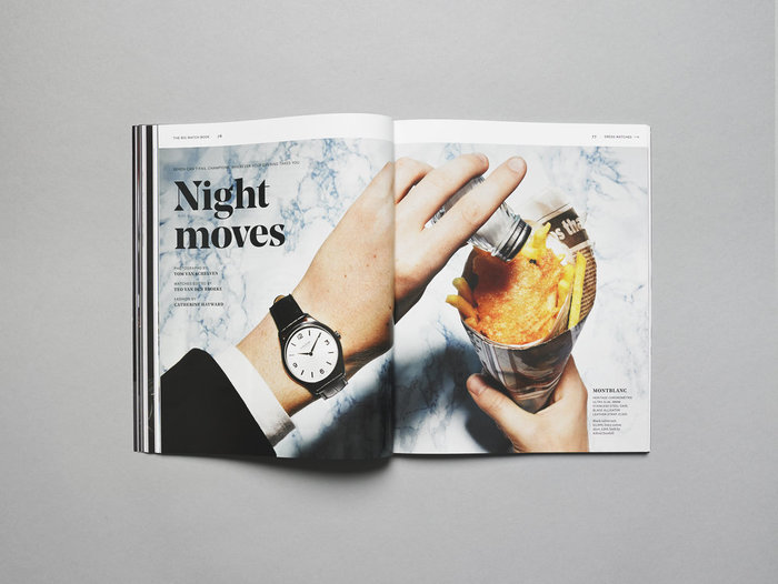Esquire's Big Watch Book, issue 1 6
