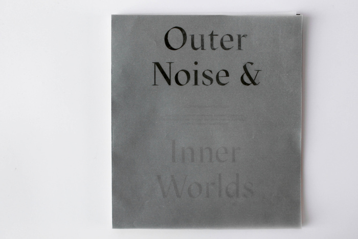 Outer Noise & Inner Worlds 1