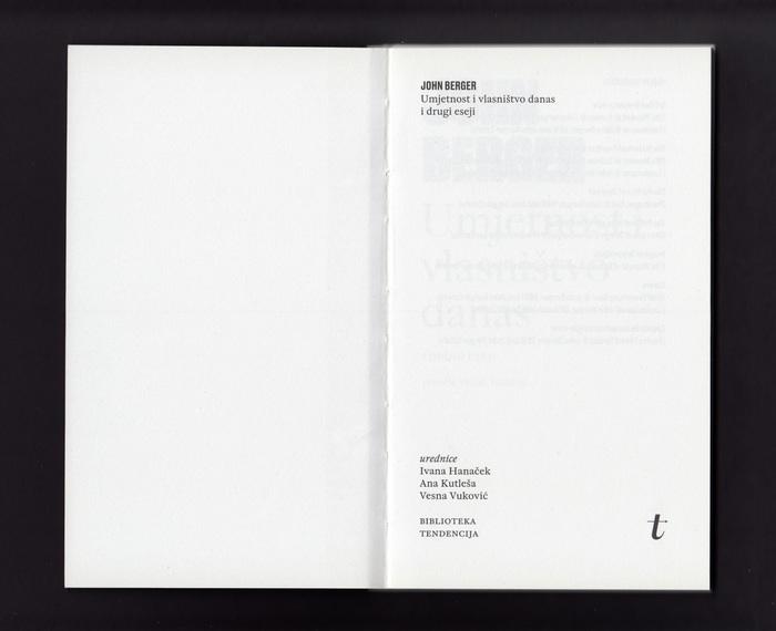Umjetnost i vlasništvo danas – John Berger 3
