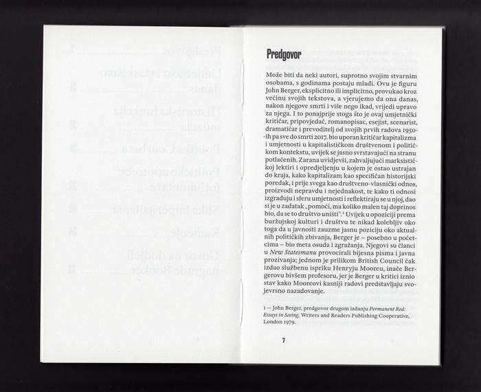 Umjetnost i vlasništvo danas – John Berger 6