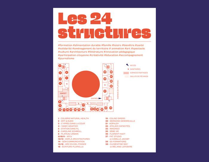 "Press kit for ""le U"" 2"