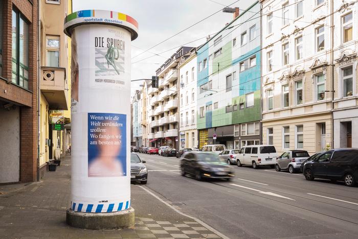 Diakonie Düsseldorf volunteer campaign 5