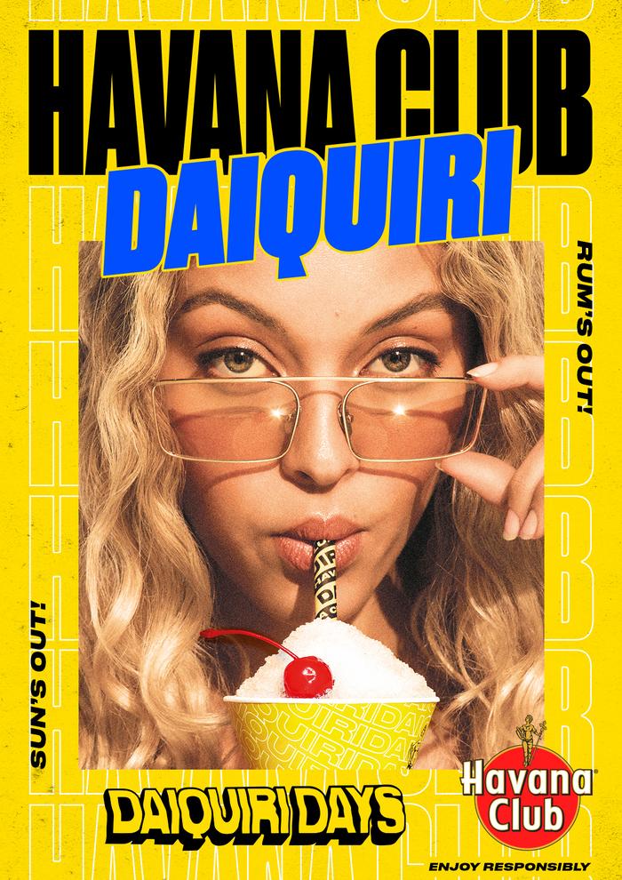 Havana Club Daiquiri 1