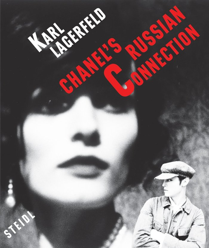 Chanel's Russian Connection by Karl Lagerfeld 1