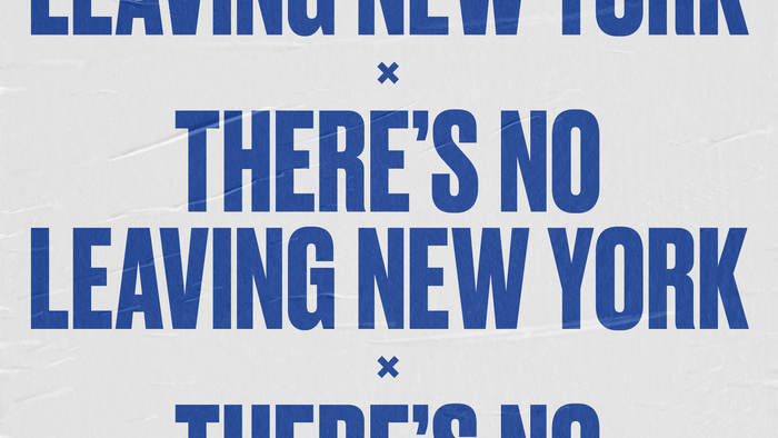 There's No Leaving New York music festival 2