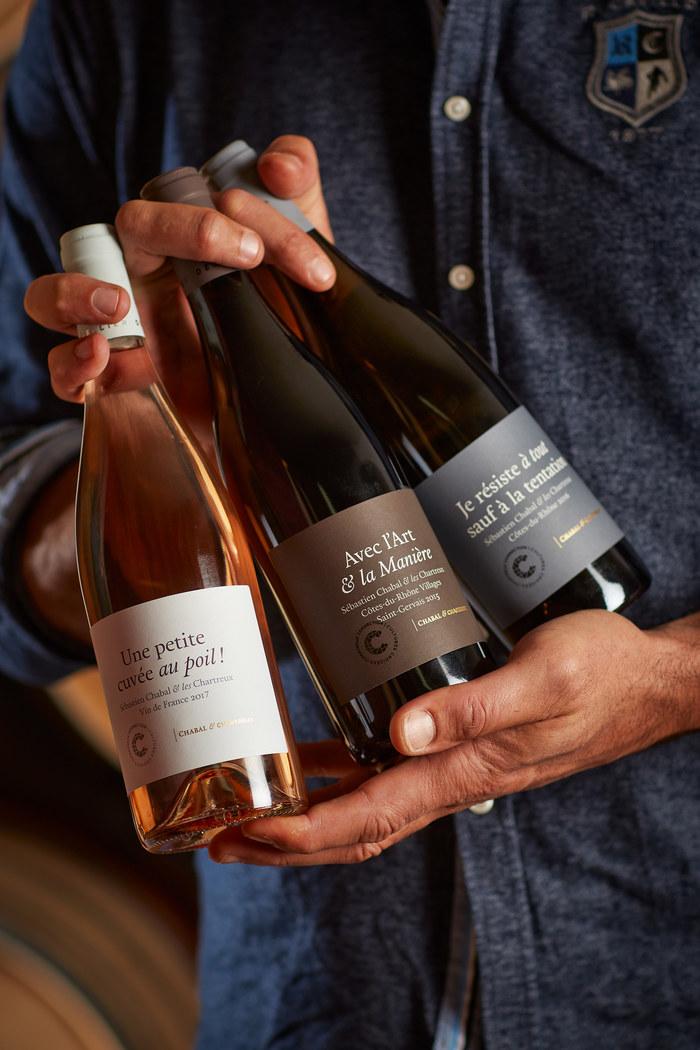 The wines of Sébastien Chabal & le Cellier des Chartreux 1
