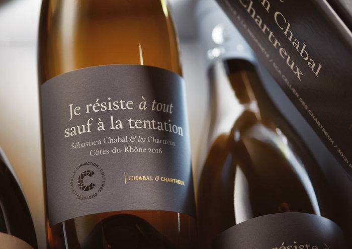 The wines of Sébastien Chabal & le Cellier des Chartreux 3