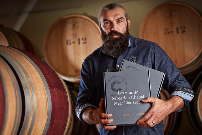 The wines of Sébastien Chabal & le Cellier des Chartreux 5
