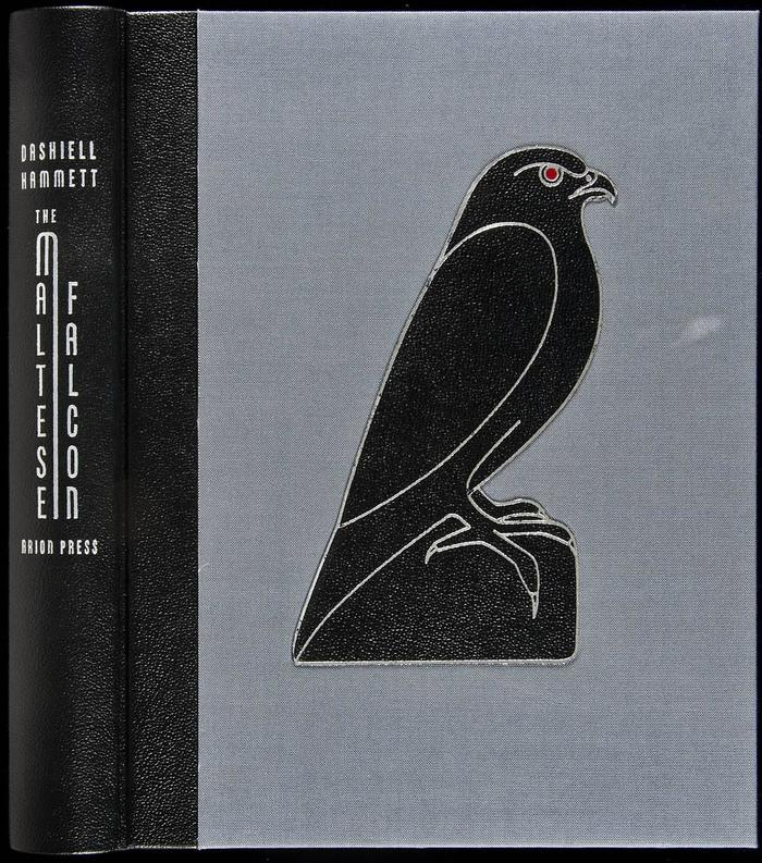 The Maltese Falcon (Arion Press, 1983) 2