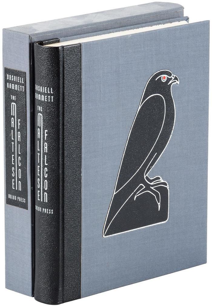 The Maltese Falcon (Arion Press, 1983) 1