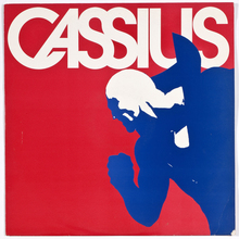 Cassius logo and album art (1999)