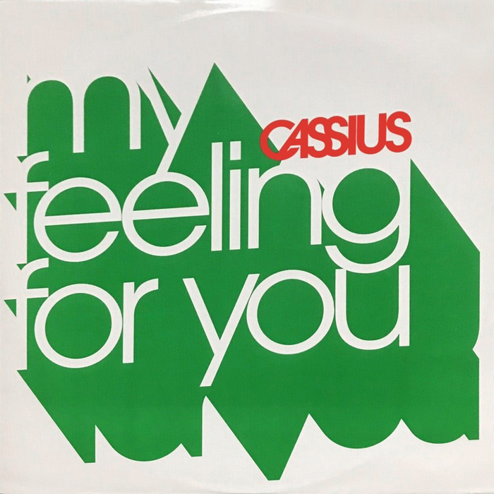 """Feeling For You"" 12″ alternative/promo sleeve"