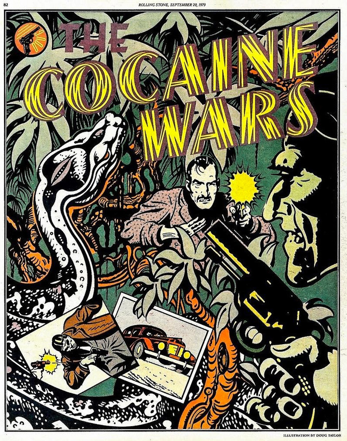 """The Cocaine Wars"", Rolling Stone, 20 Sep 1979"