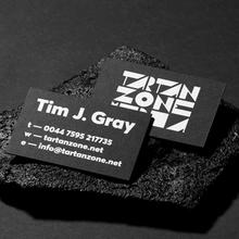 Tartan Zone Media identity