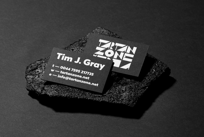 Tartan Zone Media identity 1